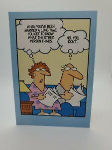 Leanin Tree Happy Anniversary Love Humor Greeting Card