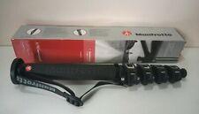 Manfrotto MMXPROA5 5-Section Aluminium XPRO Monopod Brand New Boxed