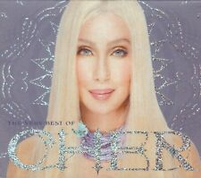 CHER - The Very Best Of Cher - RARE FRENCH CD - 2003