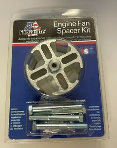 """Flex-A-Lite 14556 2"""" Fan Spacer Kit for Most Older Ford, GM and AMC Applications"""