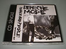 FRENCH CD SINGLE DEPECHE MODE PEOPLE ARE PEOPLE RARE SLIM CASE COMME NEUF 1990