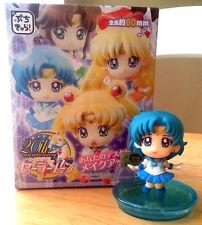 Sailor Moon - Petit Chara Mini Figure Megahouse - Mercury (A) Eyes Open