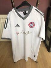"FC Bayern Munchen Adidas T Mobile Shirt Size 44"""