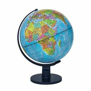 """Waypoint Geographic Light Up Globe for Kids - Scout 12"""" Desk Classroom Decora..."""