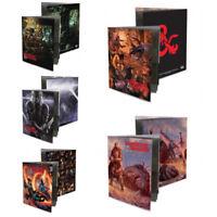 Ultra Pro Dungeons & Dragons Character Folio - D&D Folder - Choose