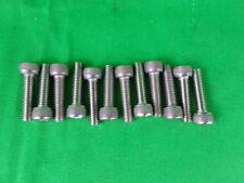 Lot of 150 10-32x3/4 Stainless Steel Head Cap Screw