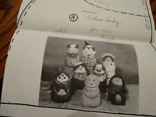 Pillow People With Pockets Pattern by Take me Home Creations # 214 Uncut