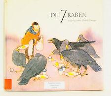 Die 7 Raben von Brüder Grimm - Lisbeth Zwerger