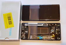 8 Samsung Galaxy Note N950F LCD Pantalla Táctil Pantalla Original Genuino Negro
