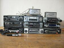 Konvolut USA 11 teilig Endstufe Radio Oldtimer