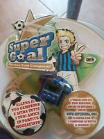 Gig gioco Super Goal Allena i tuoi Campioni squadra Inter da collezione NUOVO