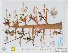 uganda block175 (complete issue) unmounted mint / never hinged 1992 Walt-Disney-