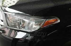 For Toyota Kluger  2011 2012 2013 Hatchback 5doors Front headlight Lamp Cover
