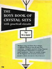 The Boys Book of Crystal Sets with Practical Circuits (1964) - Cd