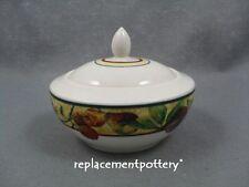 Royal Doulton Augustine covered sugar bowl.