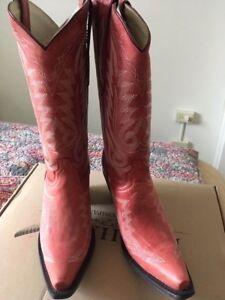 Redhawk Western Boots Size 8.5