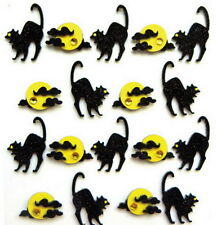 ARCHING CATS REPEATS Halloween Animal - Jolee's Boutique Scrapbook Craft Sticker