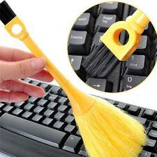 Multi-Function Mini Anti-Static Dust Brush Desktop Sweeper For keyboard Scree Gf