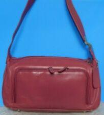 Worthington Genuine Leather  Vintage Hobo Handbag Purse Black Color