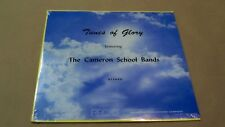 Tunes Of Glory Record The Cameron School Band Cameron Wisconsin Wi Wis Sealed