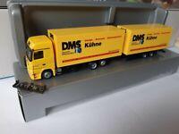 Actros   DMS Kühne 44149 Dortmund  Deutsche Möbelspedtion Umzüge  Exclusiv