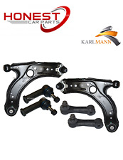 For VW GOLF MK4 97-05 FRONT LOWER SUSPENSION WISHBONE ARMS, LINKS & TRACK RODS