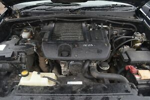 2005 TOYOTA LAND CRUISER J12 3.0 D4D 1KD-FTV INTERCOOLER