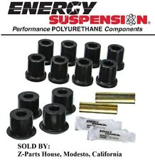 Polyurethane Rear Leaf Spring Bushing Set  for TOYOTA Truck (84-88) by ENERGY