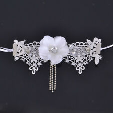 Flower Lace Hand Wedding Bangle New Bridal Wrist Corsage Wedding Bracelet