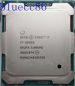 Intel Core i7-6950X Extreme Edition OEM SR2PA 25M Cache LGA2011-3 CPU Processor