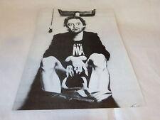 SERGE GAINSBOURG - Mini poster Noir & blanc 9 !!!!!!!!!!!!!!!!!!
