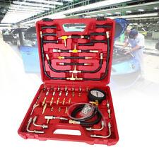 Kompressions-Prüfer Benzin Motoren Druckprüfer Einspritzanlage Drucktester NEU