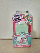 Little Live Pets Scruff Surprise Vet Rescue Groom Set with Dog Family New