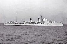 rp14781 - Royal Navy Warship - HMS Diamond , built 1932 - photo 6x4