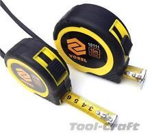 Vorel tape measure 10m and 5m set of 2