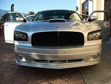 Dodge Charger Painted NEW Body Kit PS2 Silver Air Dam Fashia Ft Spoiler Kit