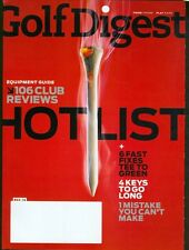 2014 Golf Digest Magazine: Equipment Guide-106 Club Reviews/ 6 Fast Fixes