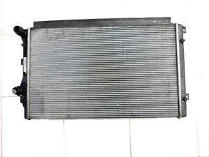 refrigerador de agua Radiador para Skoda Octavia II 1Z 09-12 1K0121251AT