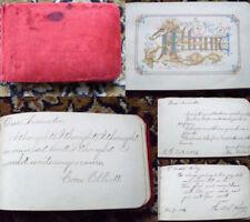 Markenlose poesiealben für Sammler