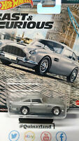 Hot Wheels Fast & Furious Euro Fast Aston Martin DB5 (Carton)