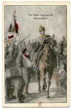GUERRE. WAR. ARMéE ALLEMANDE. LE KAISER.GUILLAUME II.  GERMAN ARMY
