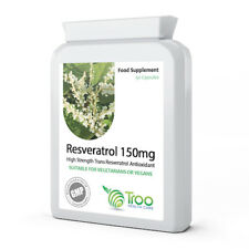 Resveratrol 150mg 90 Capsules