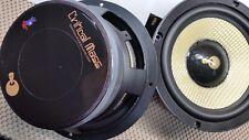 CM-654A CRITICAL MASS 6.5'' SPEAKER BEST AUDIO COMPONENT SOUND JL USA AMP $9995