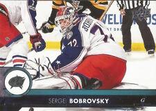 Sergei Bobrovsky #54 - 2017-18 Series 1 - Base