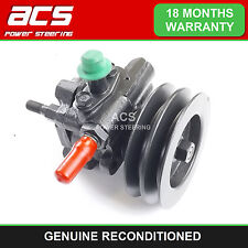 UBS55-2.8TD New Power Steering Pump For Isuzu Pick Up UBS69-3.1TD 88-95
