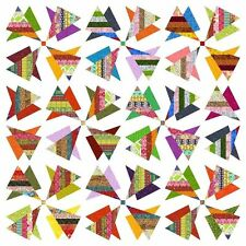 """RADIOACTIVE - 83.5"""" - Pre-cut Quilt Kit by Quilt-Addicts Queen size"""