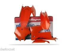 Kit plastiques Polisport  Couleur Origine Pour KTM EXC 200 300 450 525 EXC 05-07
