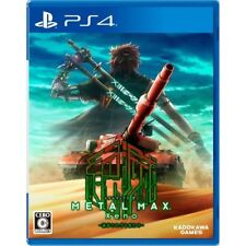 KADOKAWA GAMES  Metal Max Xeno SONY PS4 PLAYSTATION 4 JAPANESE VERSION