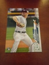 2020 Topps Tyler Alexander Rc NM Detroit Tigers TCU Horned Frogs
