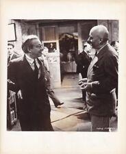 Director ALEXANDER KORDA Original CANDID MGM UK Studio Set Vintage 1945 Photo